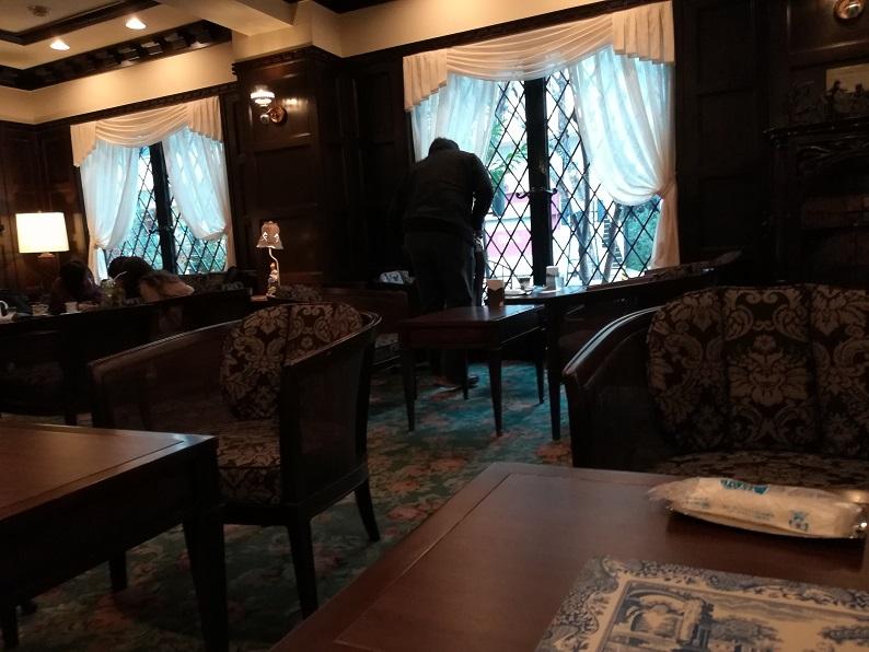 にしむら珈琲店の内装写真